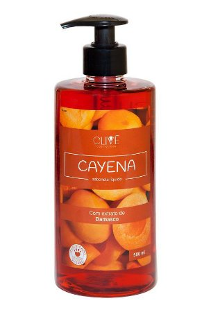 Sabonete Liquido Clivê Cayena 500ml