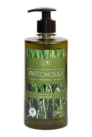 Sabonete Liquido Clivé Patchouli 500ml