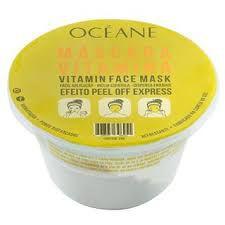 Mascara Facial Oceane Vitamin