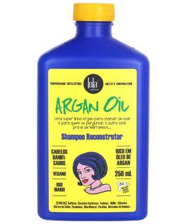 Shampoo Lola Reconstrutor Argan Oil Pracaxi 250ml