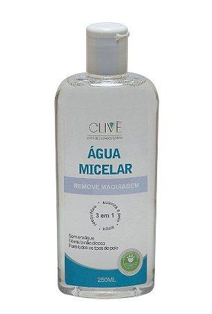 Agua Micelar Clivê 250ml