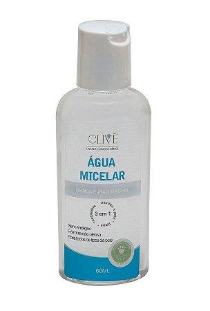 Agua Micelar Clivê 60ml
