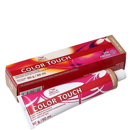 Tonalizante Color Touch Wella 7/0 Louro Médio
