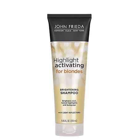 Shampoo John Frieda Highlight Activating for Blondes Brightening 250ml