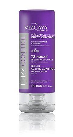 Mascara Vyzcaya Frizz Control 150ml