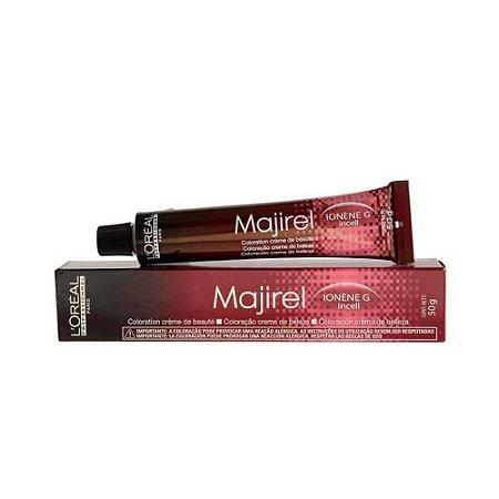 Tintura Loreal Majirel 6.62 Louro Escuro Vermelho Irisado 50g
