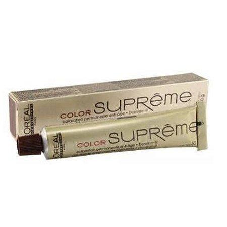 Tintura Loreal Color Supreme 6.31 Amendoa 50g