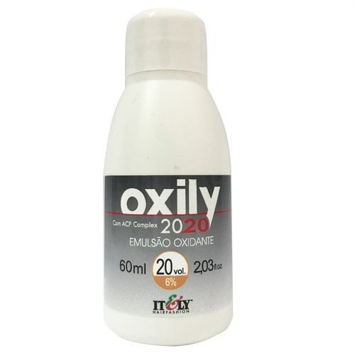 Emulsão Oxidante Itely 6% 20vol 60ml