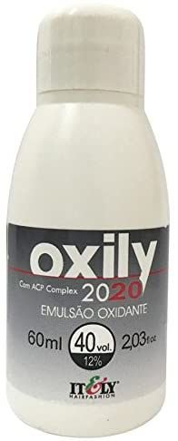 Emulsão Oxidante Itely 12% 40vol 60ml