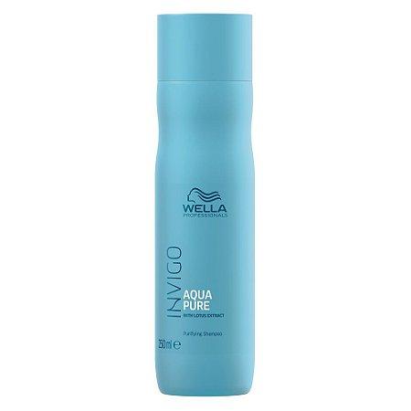 Shampoo Wella Aqua Pure Invigo 250ml