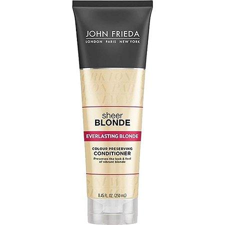 Condicionador John Frieda Sheer Blonde Everlasting Blonde 250ml