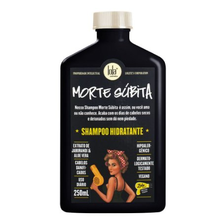 Shampoo Lola Cosmetics Morte Subita 250ml