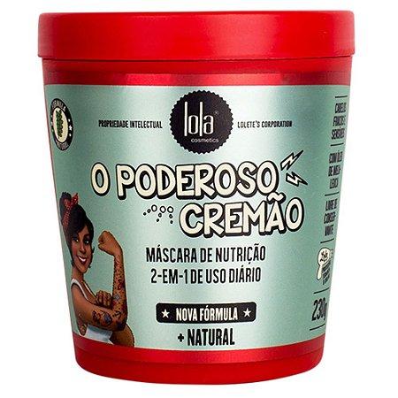 Mascara de Nutrição Lola O Poderoso Cremão 230g