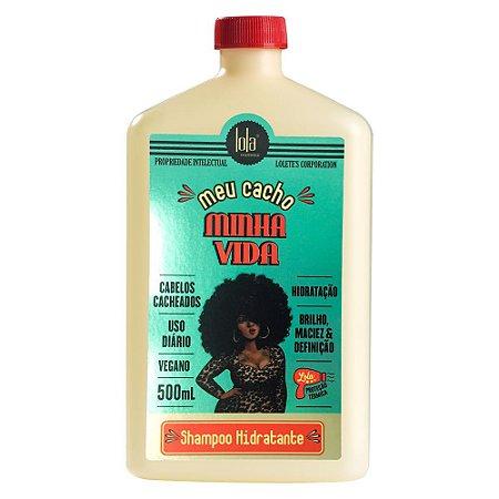 Shampoo Lola Cosmetics Meu Cacho Minha Vida 500ml