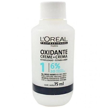 Oxigenada Loreal 6% 20vol 75ml