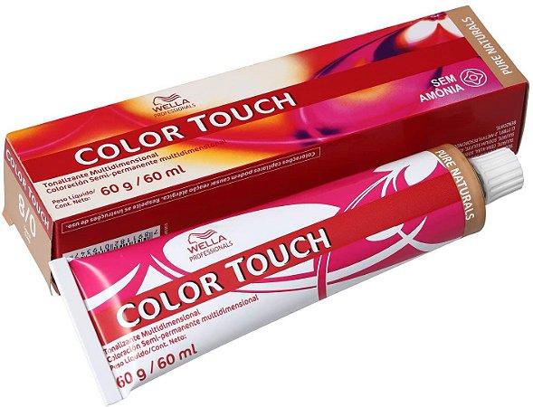 Tonalizante Color Touch Wella 8/0 Louro Claro