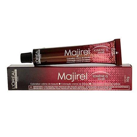 Tintura Loreal Majirel 4.56 Castanho Acaju Vermelho 50g