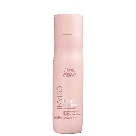 Shampoo Wella Bond Recharge Invigo 250ml