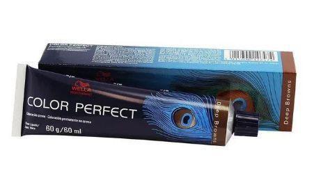 Tintura Color Perfect Wella 77/71 Louro Claro