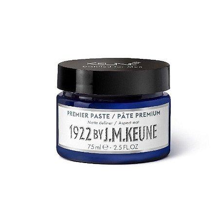 Pasta Modeladora Keune 1922 Premier 75ml