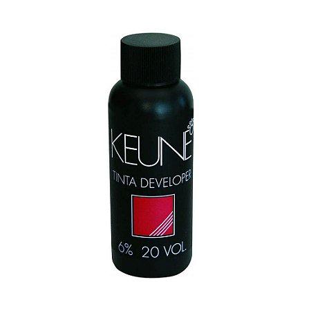 Keune Cream Developer 20v 6% 60ml