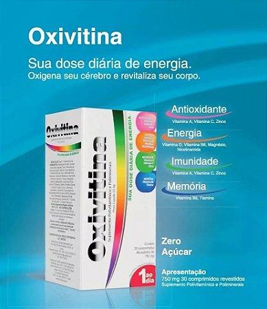 oxivitina  30cp