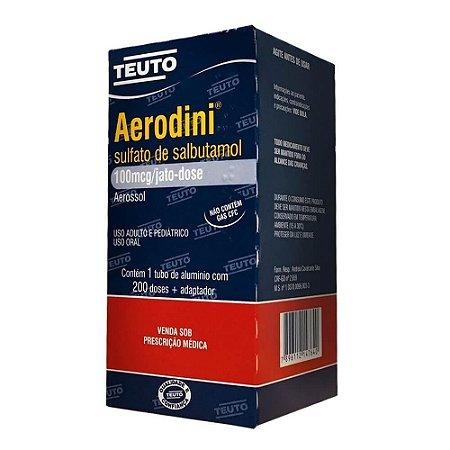 Aerodini 100mcg 200 doses