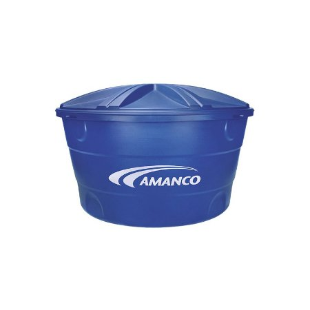 CAIXA DAGUA PLAST. 310L C/TP AMANC