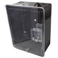 Caixa Medidor Polifásica 3062  Padrão Energisa