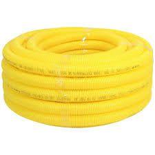 Eletroduto Corrugado  32mm 25 Metros Amarelo