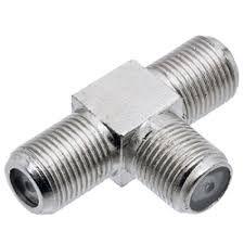 Emenda T p/ Conector de Antena