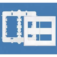 Placa 4X4 Com Suporte 4 Modulo Ddist EV