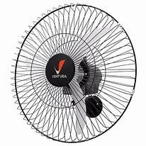 Ventilador Oscilante Parede 60 Bivolt Preto