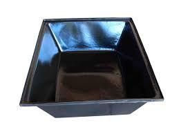 Masseira Plastica P/ Pedreiro 250 Litros