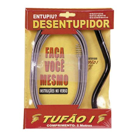 DESENTUPIDOR TUFAO I - 05 METROS