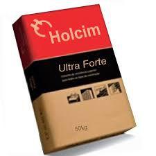 Cimento Holcim 50 kg