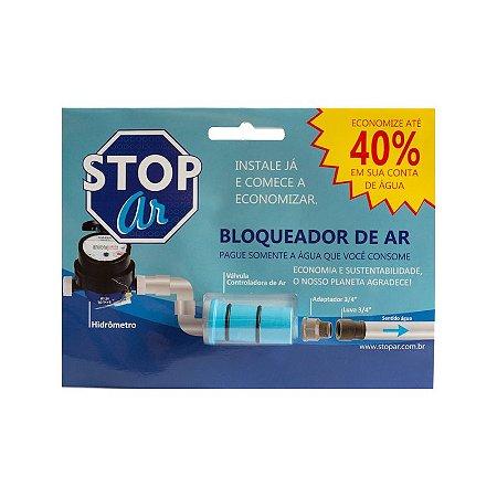 BLOQUEADOR AR HIDROMETRO 3/4 STOP