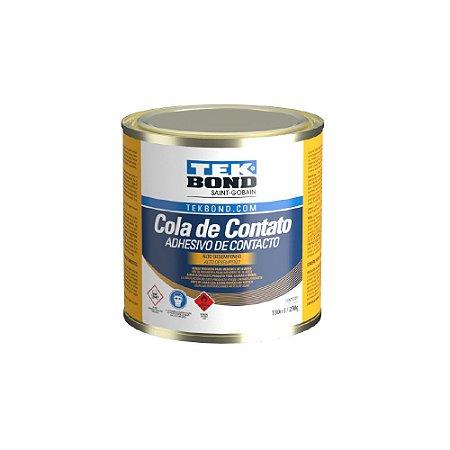 COLA CONTATO LATA 200GR - TEKBOND