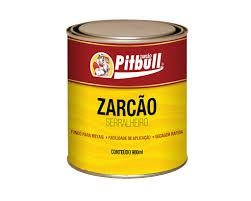 ZARCAO SERRALHEIRO 900ML CINZA PITBULL - NATRIELLI