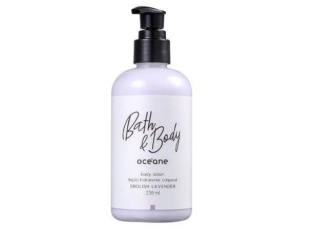 Océane Bath & Body English Lavender - Loção Hidratante Corporal 236ml