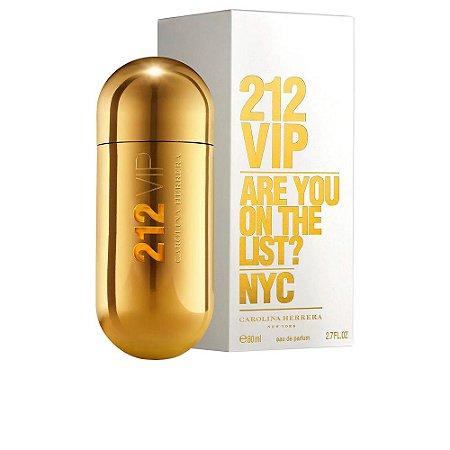 212 Vip Carolina Herrera - Perfume Feminino - Eau de Parfum - 80ml
