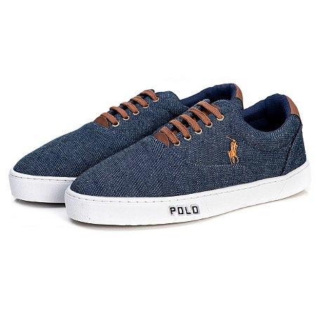 Polo Way V2 Masculino - Jeans