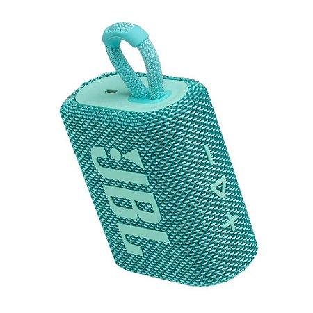 Caixa De Som JBL BT Go3 VERDE MAÇÃ