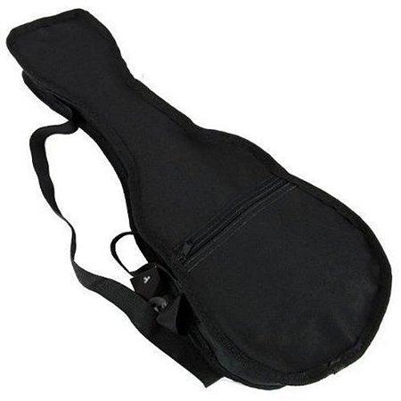 Capa p/Ukulele Black 600