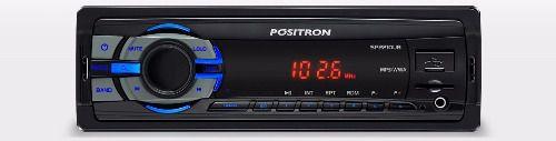 Auto Radio Positron SP2210 Ub Usb Sd Card Aux