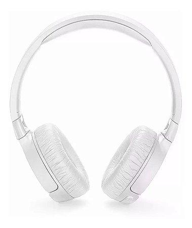 Fone De Ouvido Jbl Tune 600 Bt Nc branco