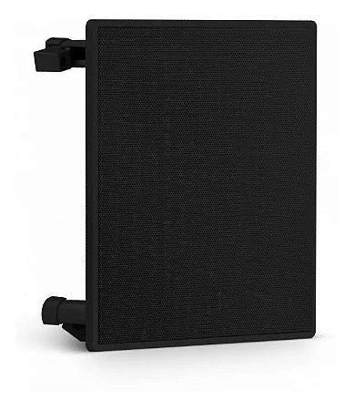 Caixa De Som Arandela Frahm - 6 Coaxial Quadrada 50w