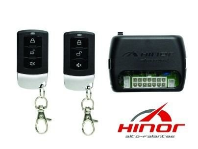 Alarme Automotivo Hinor Ha-18 Com 2 Controles