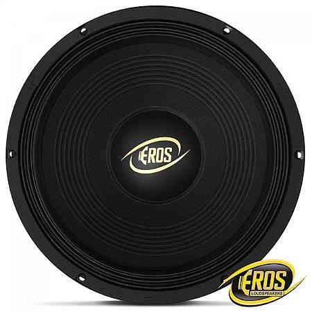 Alto Falante Eros 12P 450 Lc Black 900W 8 Ohms