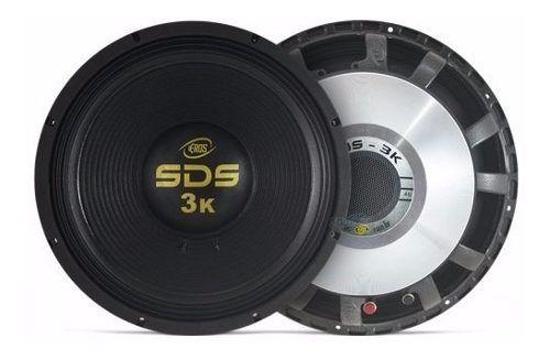 Alto Falante Eros 15P SDS 3.0 1500 Rms 4 Ohms